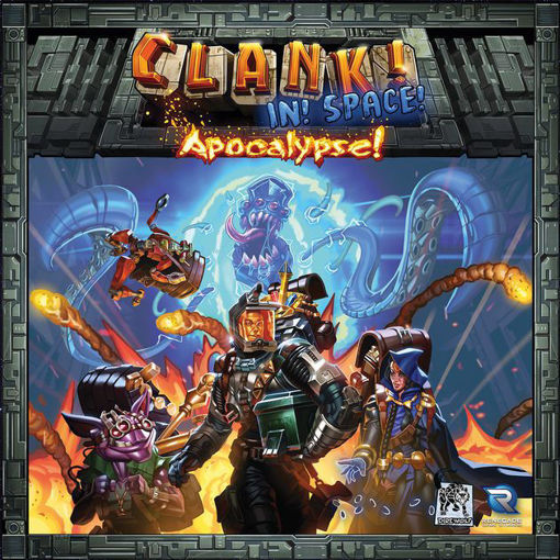Picture of Clank! In! Space!: Apocalypse! Exp.