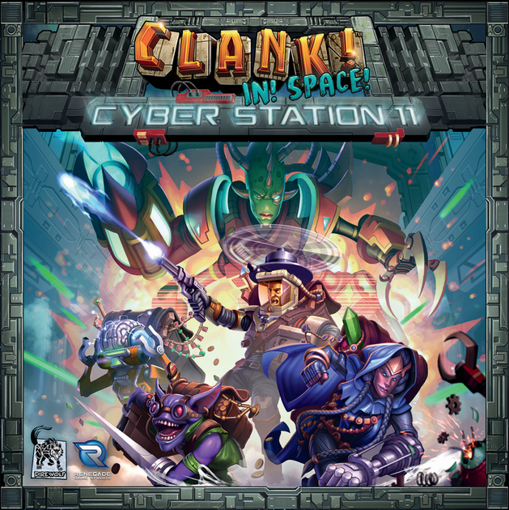 Picture of Clank! In! Space!: Cyber Station 11 Exp.