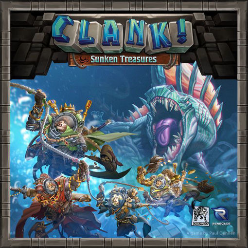Picture of Clank!: Sunken Treasures Exp.