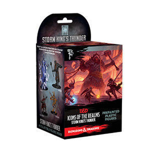 Picture of D&D Icons of the Realms Miniatures: Storm King's Thunder - Booster Pack