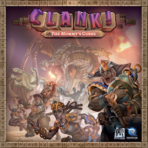 Picture of Clank!: The Mummy`s Curse Exp.