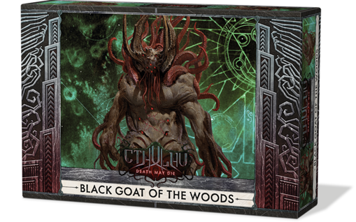 Picture of Cthulhu: Death May Die - Black Goat of the Woods Expansion