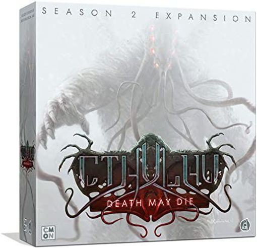 Picture of Cthulhu: Death May Die - Season 2 Expansion