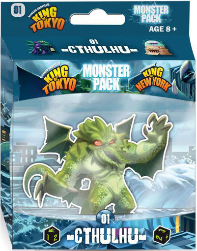 Picture of King of Tokyo: Cthulhu Monster Pack