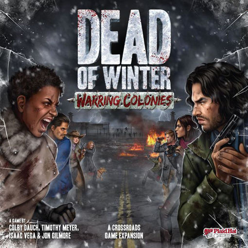 Picture of Dead of Winter: Warring Colonies Expansion