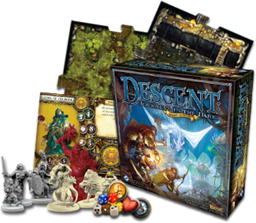 Picture of Descent 2nd Ed.
