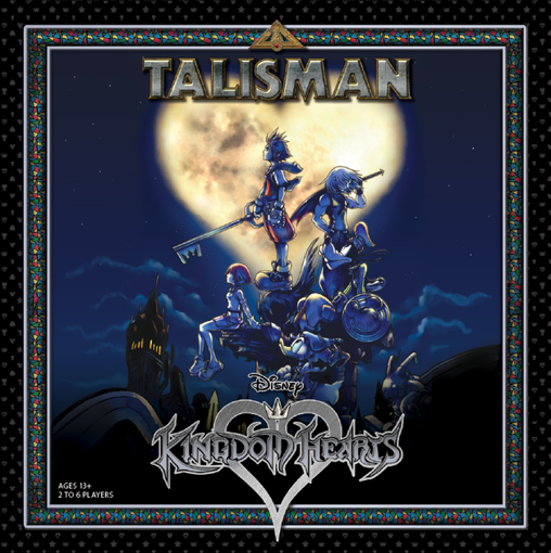 Picture of Disney Kingdom Hearts Talisman