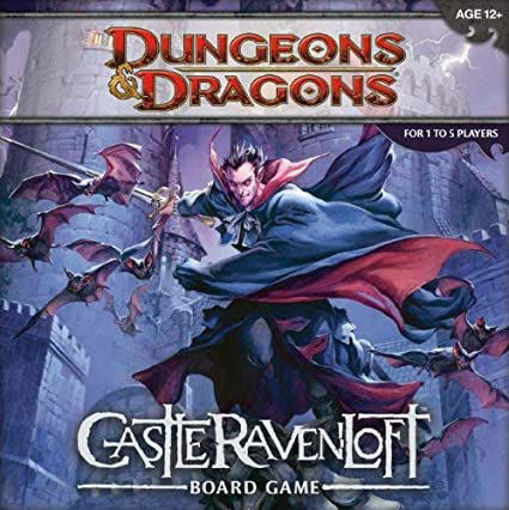 Picture of Dungeons and Dragons: Castle Ravenloft Boardgame