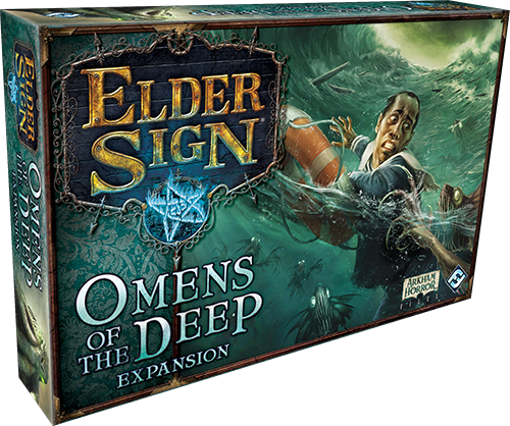 Picture of Elder Sign: Omens of the Deep Expansion