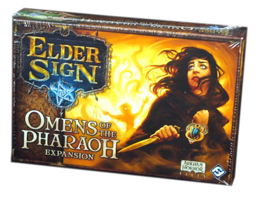 Picture of Elder Sign: Omens of the Pharaoh Expansion