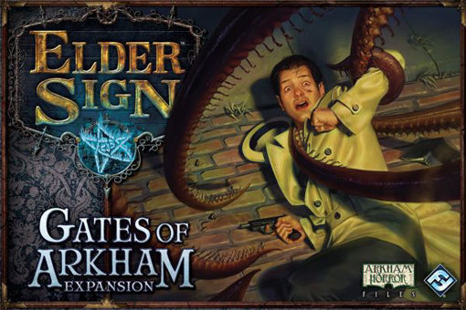 Picture of Elder Sign: The Gates of Arkham Expansion
