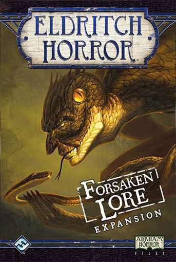 Picture of Eldritch Horror: Forsaken Lore Expansion