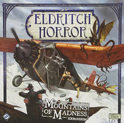 Picture of Eldritch Horror: Mountains of Madness Expansion