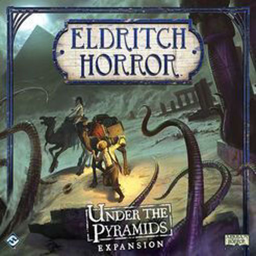 Picture of Eldritch Horror: Under the Pyramids Expansion