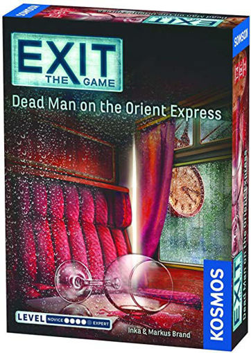 Picture of EXIT: Dead Man on the Orient Express