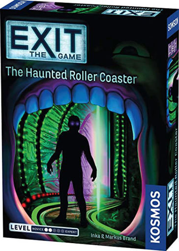 Picture of EXIT: The Haunted Roller Coaster