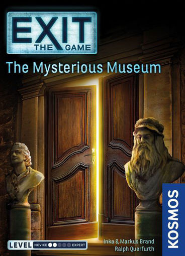 Picture of EXIT: The Mysterious Museum