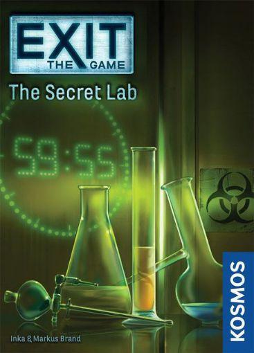 Picture of Exit: The Secret Lab