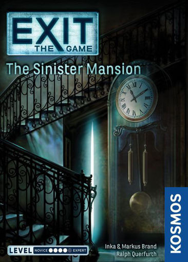 Picture of EXIT: The Sinister Mansion