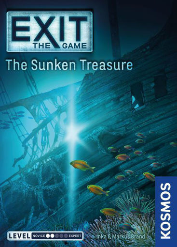 Picture of EXIT: The Sunken Treasure