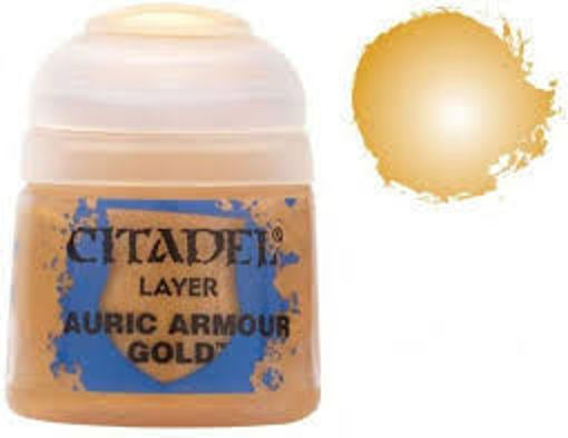 Picture of Citadel Paint: Layer - Auric Armour Gold