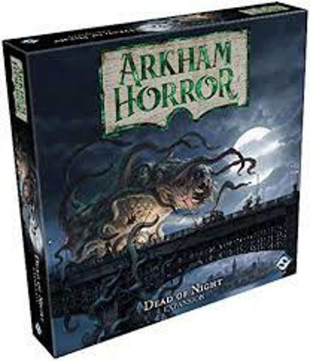 Picture of Arkham Horror: 3rd Edition - Dead of Night Exp.