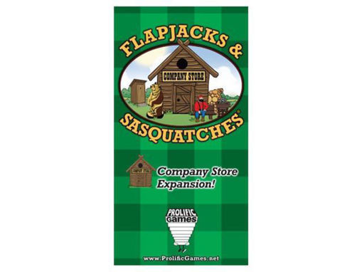 Picture of Flapjacks & Sasquatches: Company Store Expansion