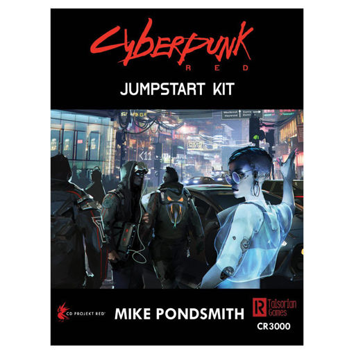 Picture of Cyberpunk Red Jumpstart Kit