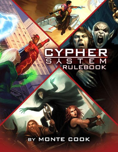 Picture of Cypher System RPG: Core Rulebook
