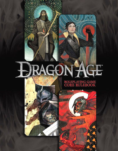 Picture of Dragon Age RPG Core Rulebook