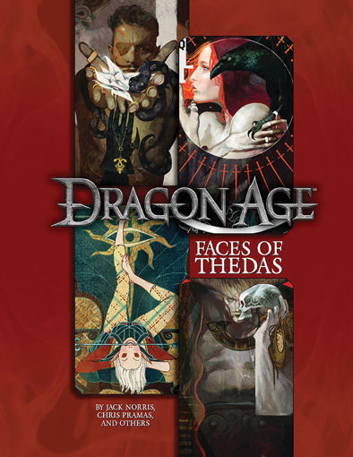 Picture of Dragon Age RPG: Faces of Thedas Sourcebook
