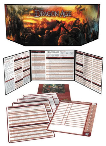 Picture of Dragon Age RPG: Game Masters Kit (Revised)