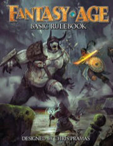 Picture of Fantasy AGE (Adventure Game Engine): Basic Rulebook Roleplaying Game