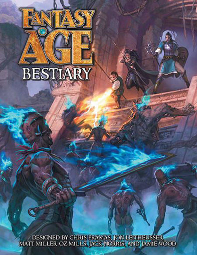 Picture of Fantasy AGE (Adventure Game Engine): Bestiary