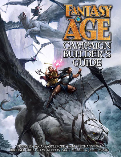 Picture of Fantasy AGE (Adventure Game Engine): Campaign Builders Guide