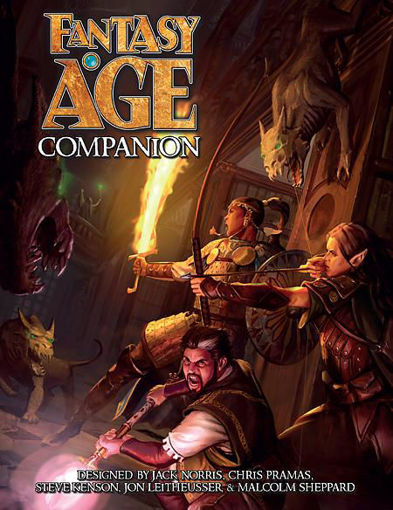 Picture of Fantasy AGE (Adventure Game Engine): Companion