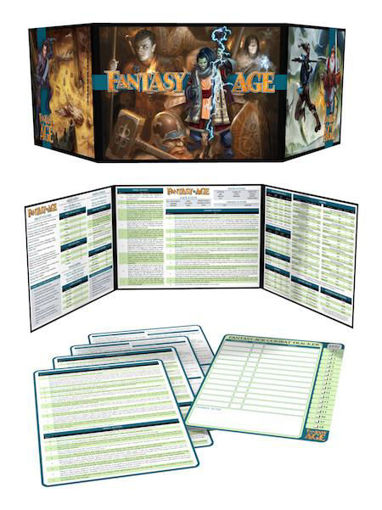 Picture of Fantasy AGE (Adventure Game Engine): Game Masters Kit