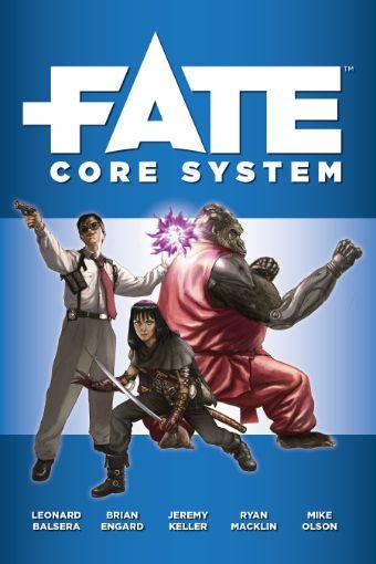 Picture of Fate Core RPG: Fate Core System