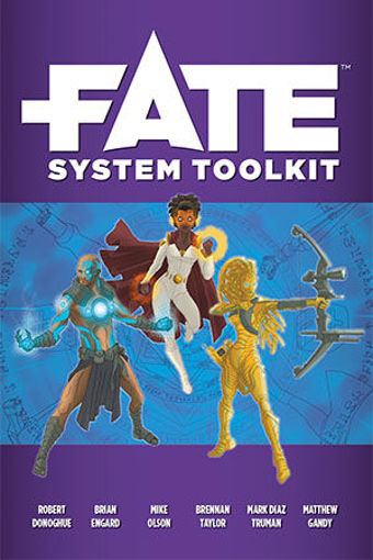 Picture of Fate Core RPG: Fate System Toolkit