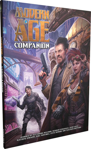 Picture of Modern AGE RPG: Companion