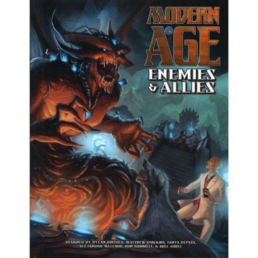 Picture of Modern AGE RPG: Enemies & Allies