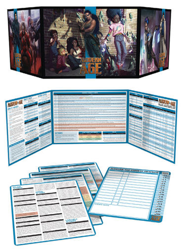 Picture of Modern AGE RPG: Game Master`s Kit