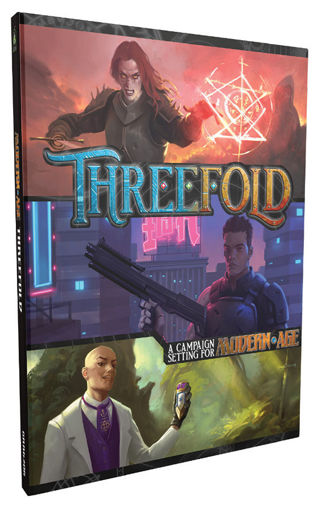 Picture of Modern AGE RPG: Threefold