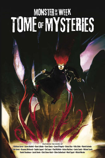 Picture of Monster of the Week RPG: Tome of Mysteries