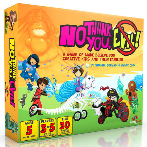 Picture of No Thank You Evil! RPG