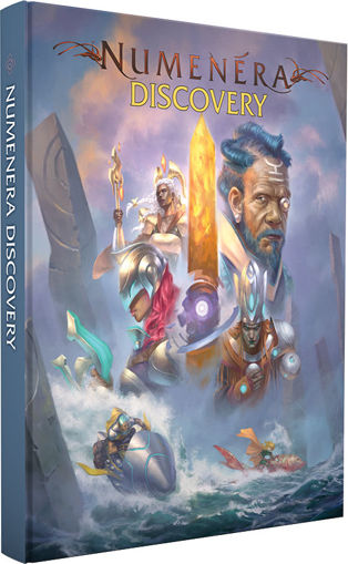 Picture of Numenera RPG: Discovery