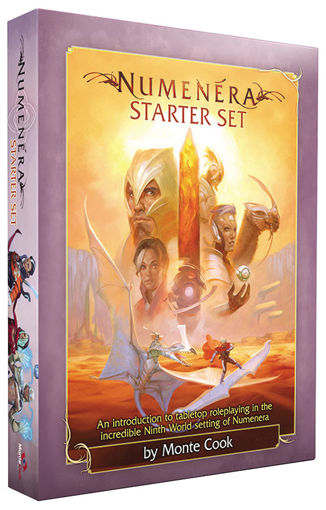 Picture of Numenera RPG: Starter Set