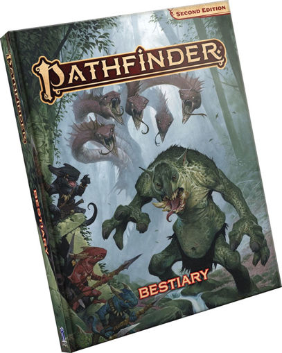 Picture of Pathfinder 2E: Bestiary