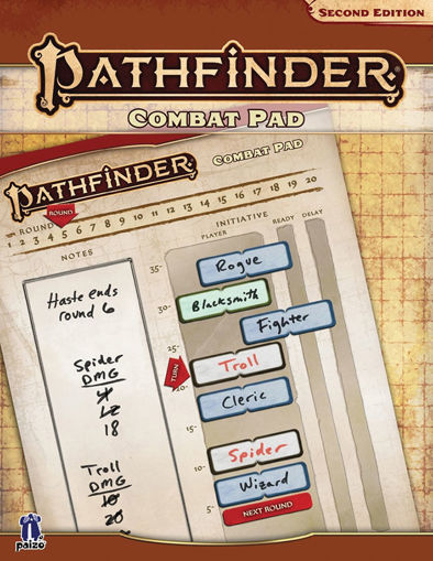 Picture of Pathfinder 2E: Combat Pad