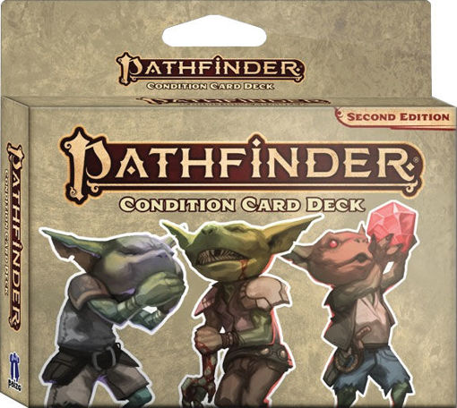 Picture of Pathfinder 2E: Condition Card Deck